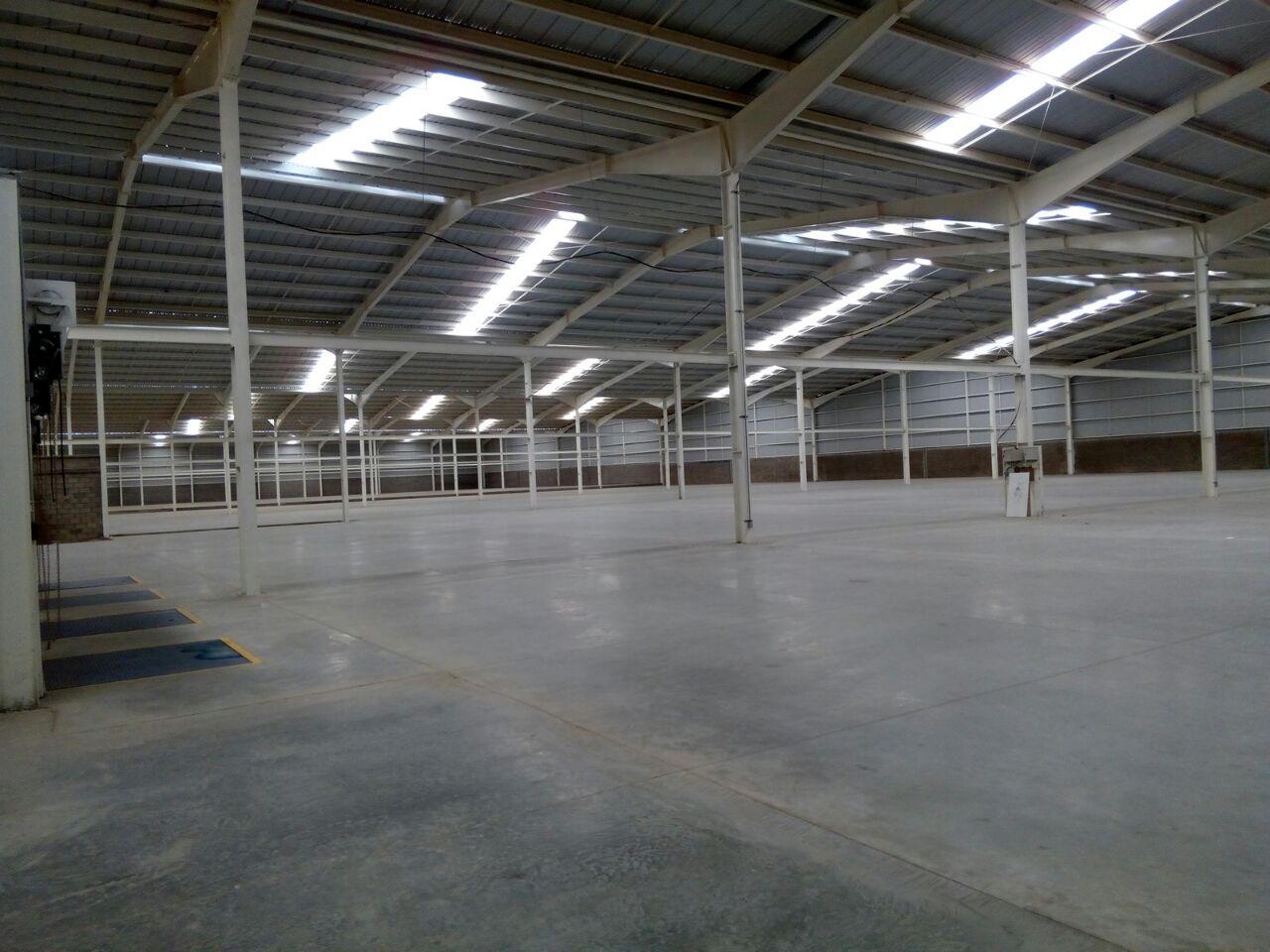 Autódromo OAM Parque Industrial Logístico Nave Industrial Amplia